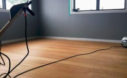Sanded Heart Rimu Floors